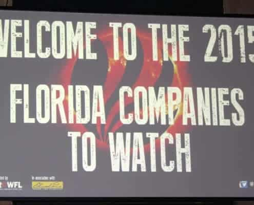 "ASI ""Partied like Rock Stars"" at the 2015 Florida Companies to Watch Awards Dinner 6"