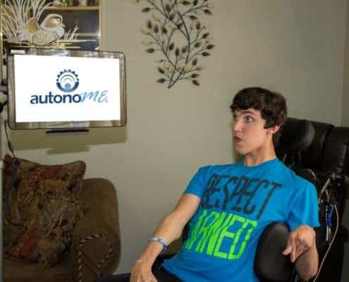 Donation Helps 20-Year-Old Anoxic Brain Injury Patient Become More Independent 4