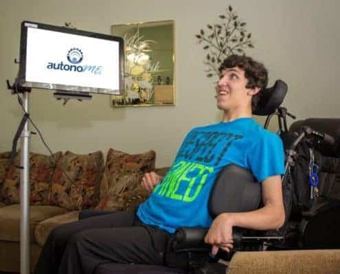 Donation Helps 20-Year-Old Anoxic Brain Injury Patient Become More Independent 2