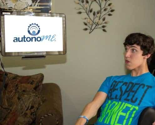 Donation Helps 20-Year-Old Anoxic Brain Injury Patient Become More Independent 1