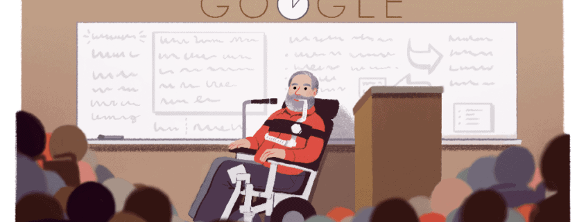 Did You Notice the Google Doodle?