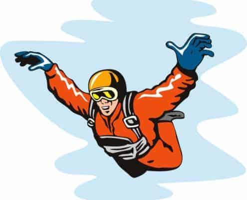 Parachuting, Anyone?