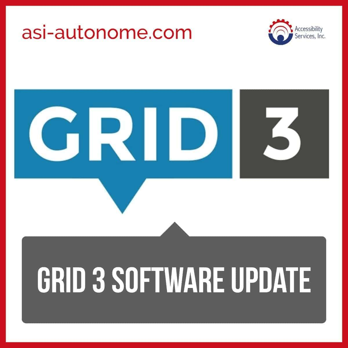 The Latest Grid 3 Software Update Version 3033 Is Now Available