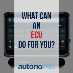 What Can an ECU Do for You