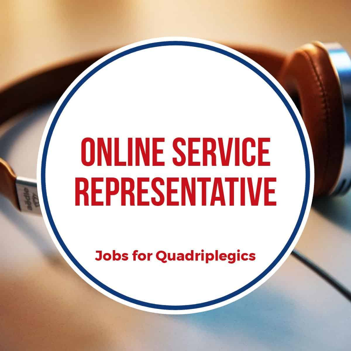 Online Service Representative