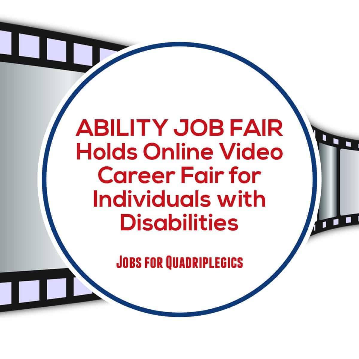 Job Opportunities for Quadriplegics