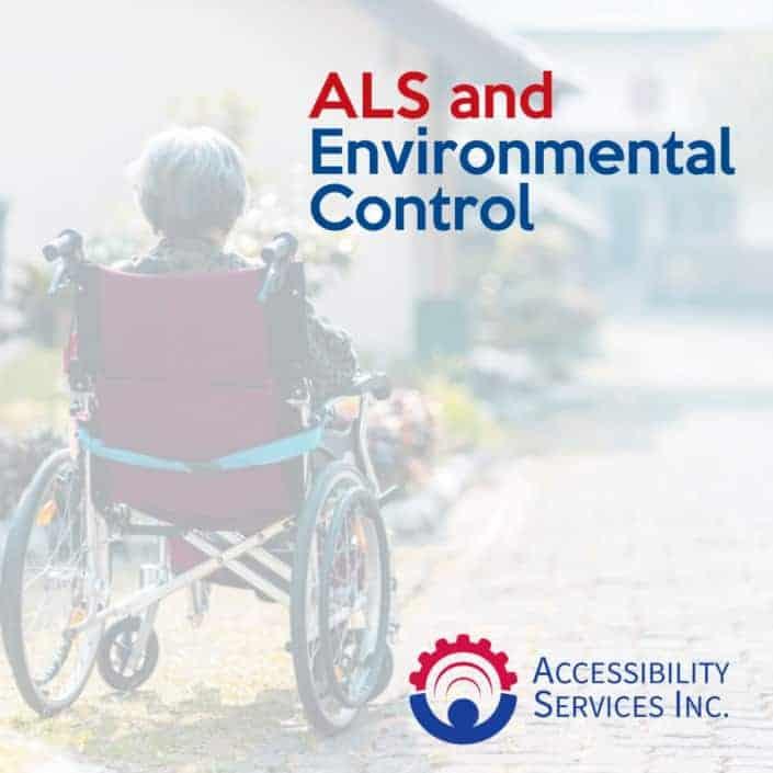 ALS assistive technology
