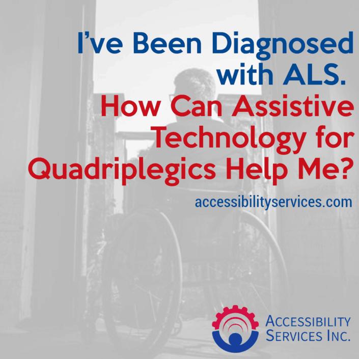 assistive technology for quadriplegics
