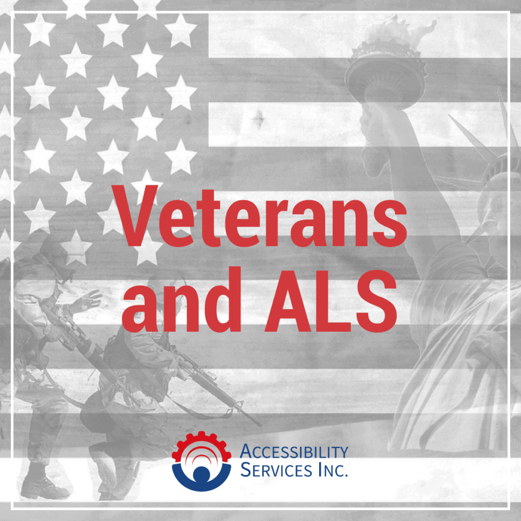 Veterans and ALS
