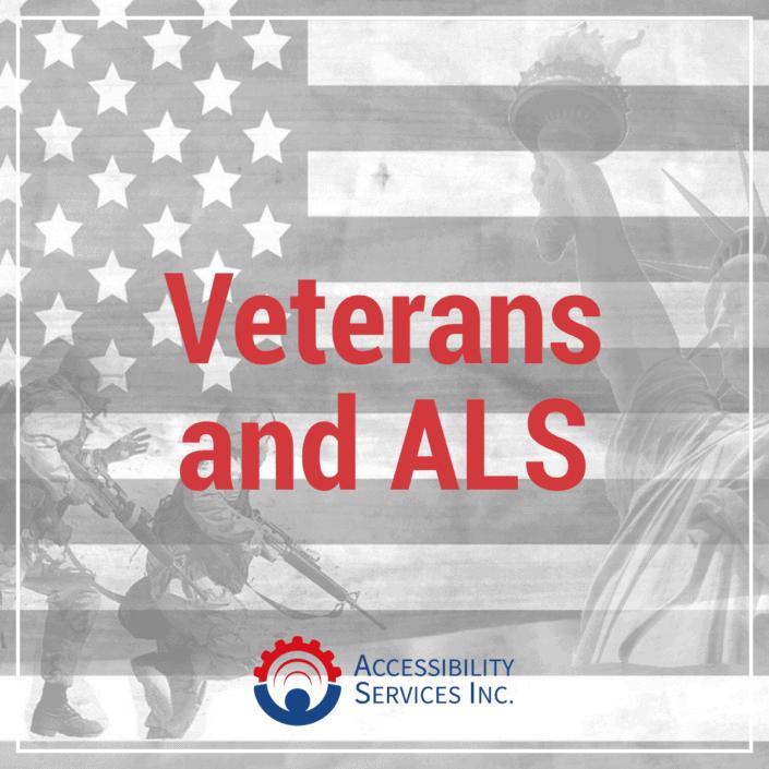 Veterans and ALS