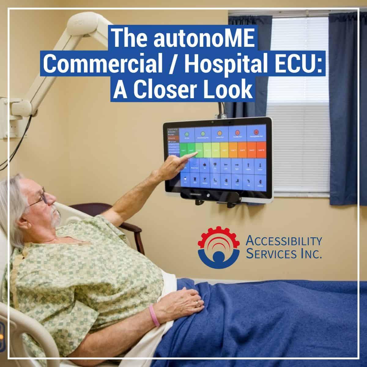 The autonoME Commercial / Hospital ECU: A Closer Look