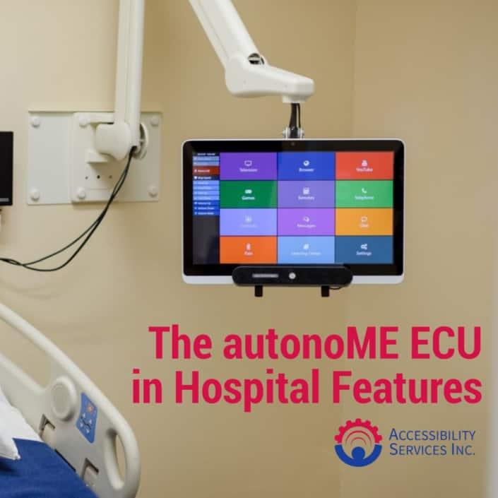 ECU in Hospital